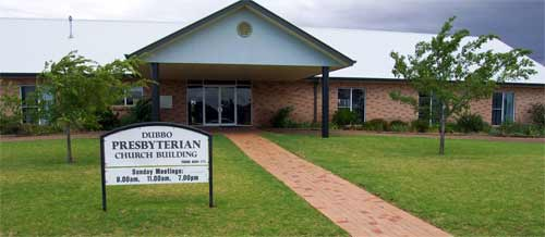 Dubbo Presbyterian Church