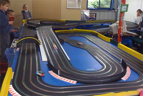 slot car track in Dubbo