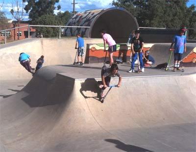 Dubbo Skate Park